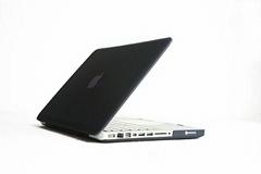 苹果笔记本 15.4PRO 磨砂壳 透明