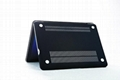 """Rubberized Hard Case Cover for Apple Macbook Pro 15.4"""" .--Transprent 3"""