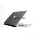 苹果笔记本外壳 Pro磨砂壳 彩色保护壳 Macbook 11.6寸电脑壳  2