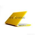 苹果笔记本外壳 Pro磨砂壳 彩色保护壳 Macbook 11.6寸电脑壳  3