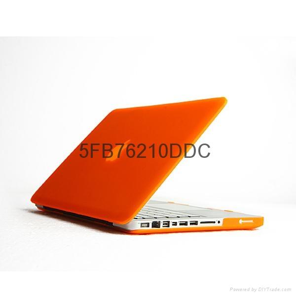 苹果笔记本外壳 Pro磨砂壳 彩色保护壳 Macbook 13.3寸电脑壳  1