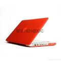 苹果笔记本外壳 Pro磨砂壳 彩色保护壳 Macbook 13.3寸电脑壳  2