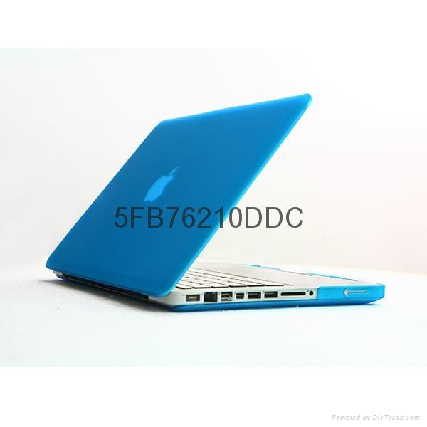 苹果笔记本外壳 Pro磨砂壳 彩色保护壳 Macbook 15.4 Air Pro电脑壳 4