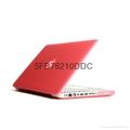 苹果笔记本外壳 Pro磨砂壳 彩色保护壳 Macbook 15.4 Air Pro电脑壳 3