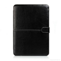 Soft PU leather case shell for Macbook