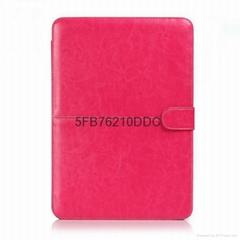Macbook 13.3'' Air PU皮套 公文皮套 风马纹可折叠皮套