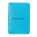 PU leather case shell for macbook Pro 13.3'' 3