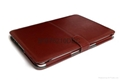 PU leather case shell for Macbook Air