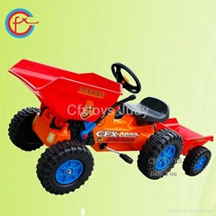 Newest Fashion Design Pedal Car CFX-412