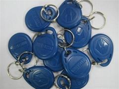 IC钥匙扣