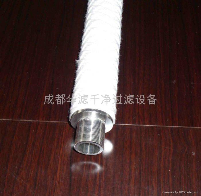 電廠用線繞式凝結水濾元 2