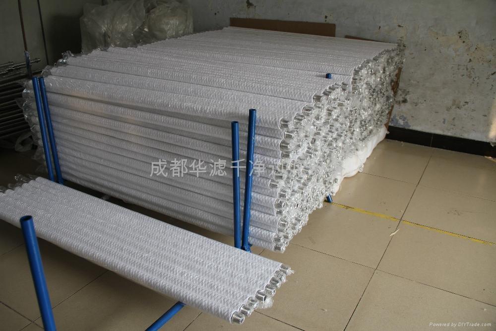 電廠用線繞式凝結水濾元 3