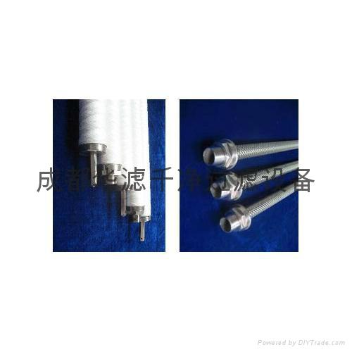 電廠用線繞式凝結水濾元 4