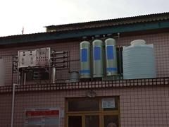 商用大型水處理純水設備