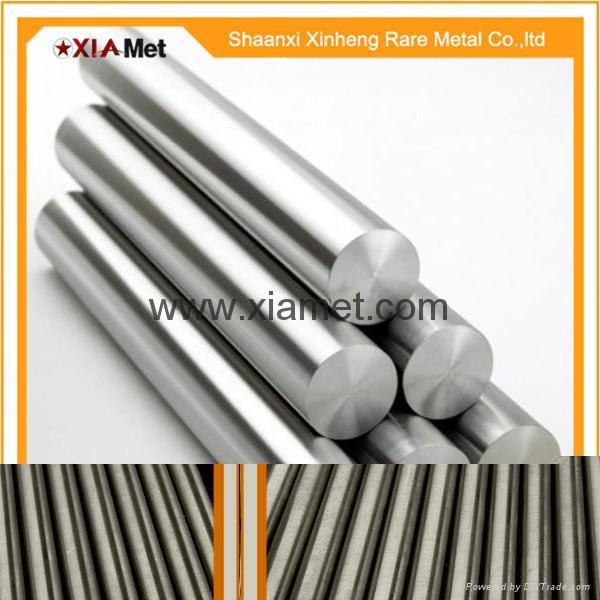 high purity tungsten bar/rod 1