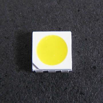 高亮度5050暖白灯珠贴片LED高亮贴片白光20LM  3
