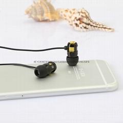 深圳耳機廠新品金屬耳機