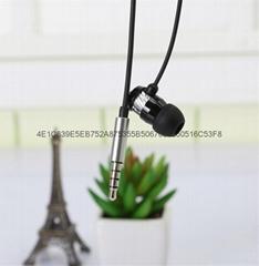 定製耳機廠家推出新款定製金屬耳機A2
