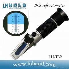 HOT sale Brix refractometer 0-32 in low price