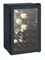 電子恆溫酒櫃產品型號:DK68