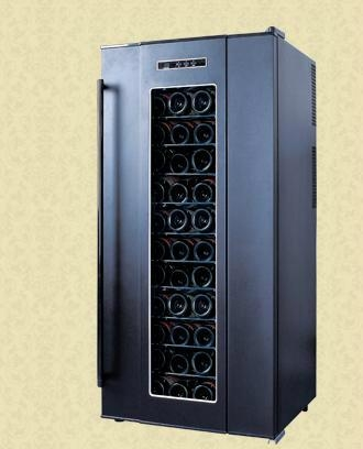 電子恆溫酒櫃產品型號:DK80A 1