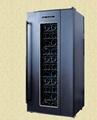 電子恆溫酒櫃產品型號:DK80