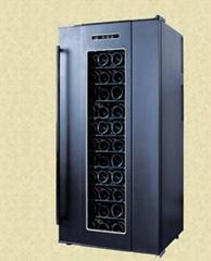 电子恒温酒柜产品型号:DK80A