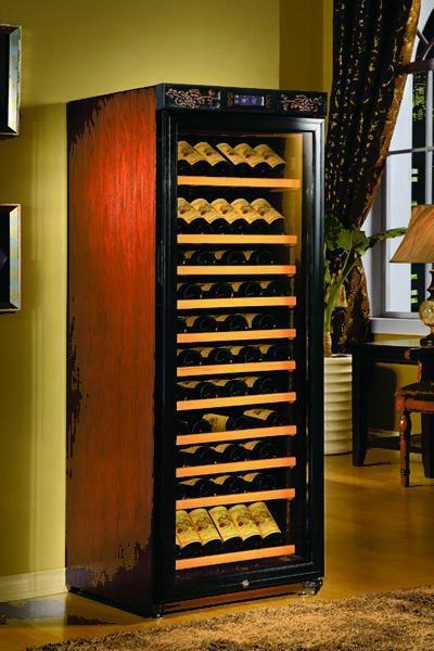 經典實木酒櫃 1