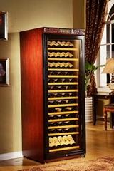 经典实木酒柜
