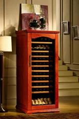 歐式實木恆溫酒櫃DK370