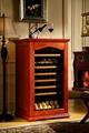 欧式实木恒温酒柜产品型号:DK