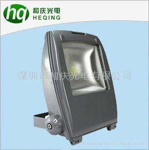 專業生產銷售各種高檔LED燈具 按扣式200w氾光燈報價 1