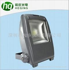 专业生产销售各种高档LED灯具 按扣式200w泛光灯报价