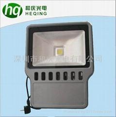 LED泛光灯精品最低报价  W100
