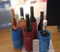 High Quality China Made EPE Foam Wine Bottle Sleeve Net  2