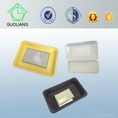 FDA Approved Food Grade Disposable Plastic Frozen Food Box Packaging