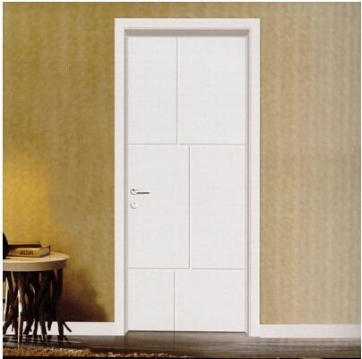 Modern Design Mdf Interior Wooden Room Doors Hb 20