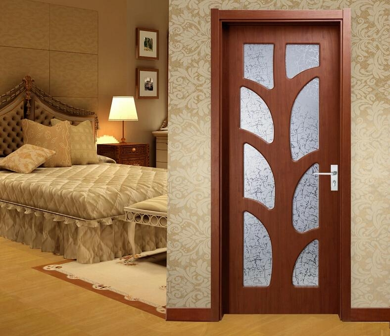 Modern Design Mdf Interior Wooden Room Doors Hb 20 Haibo China
