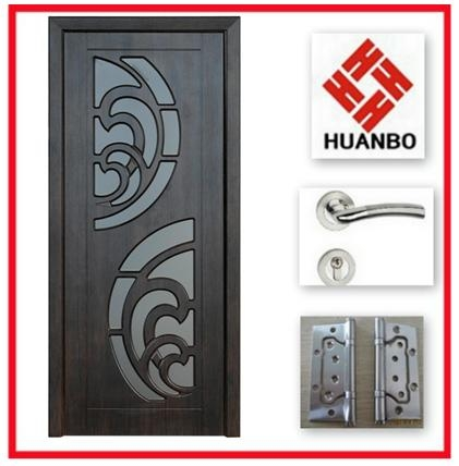 2014 Latest Design Mdf Interior Pvc Flush Door Hb 02