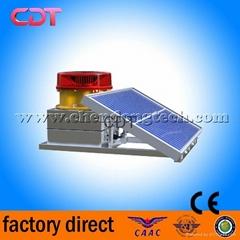 CM-13T Solar-Powered Medium Intensity Aviation Obstruction Light type B