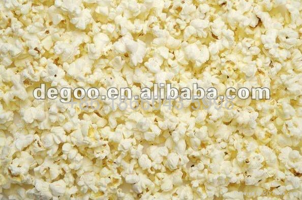 automatic hot air caramel popcorn making machine 4