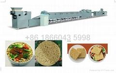 mini. capacity instant noodle production line