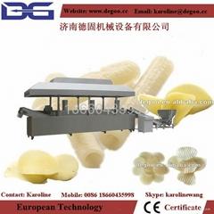 膨化薯片薯條生產線