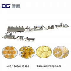 膨化薯片薯条生产线