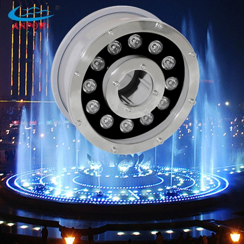IP68 Underwater LED Fountain Light 1