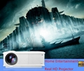 Low cost 1080p LED projector with USB/SD/HDMI port for home theater
