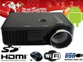 Full HD LED video Android Wifi projector