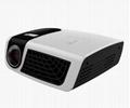 New arrival slim DLP mini projector