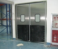 Stainless steel free door 3