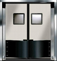 Stainless steel free door 2
